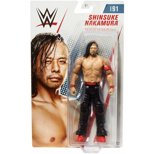 WWE Action Figure - Series #91 - Shinsuke Nakamura