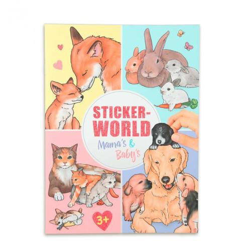 Depesche Sticker World - Mama's & Baby's