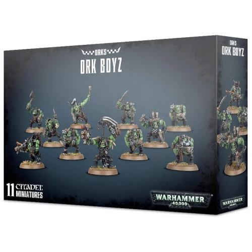 Warhammer 40,000 - Ork Boyz