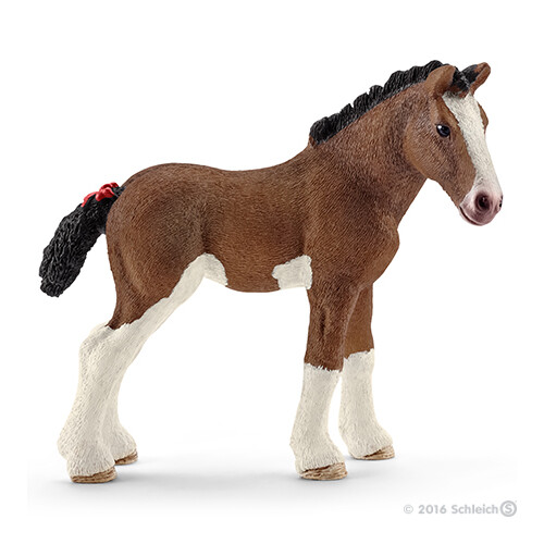 Schleich Farm Life 13810 Clydesdale Foal