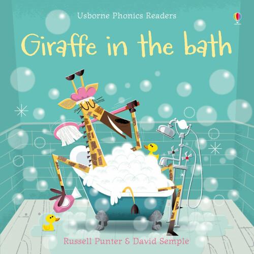 Usborne Books - Giraffe in the Bath
