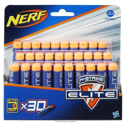 Nerf N-Strike Elite Dart Refill 30 Pack