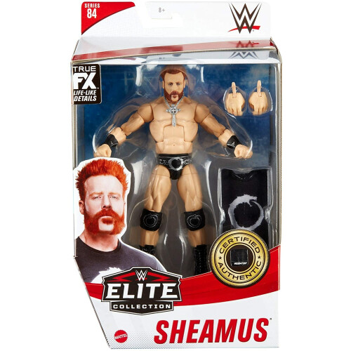 WWE Elite Collection - Series #84 - Sheamus