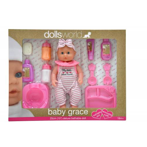 Dolls World Baby Grace
