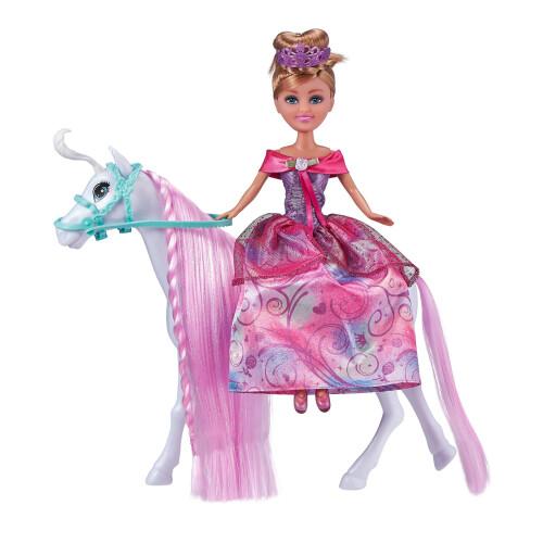 Sparkle Girlz Princess Doll with Royal Horse