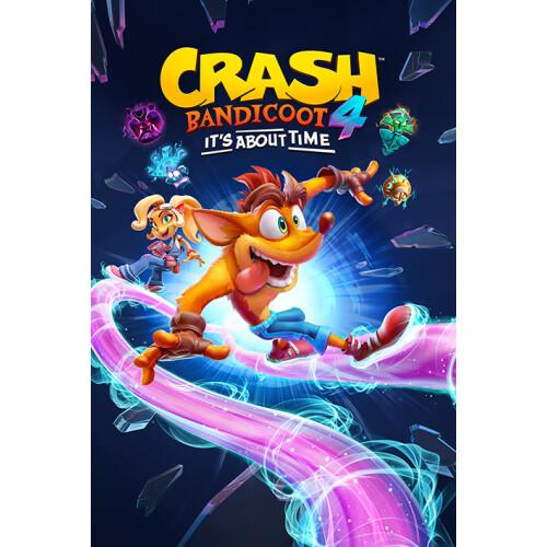 Maxi Posters - Crash Bandicoot 4 (Ride)