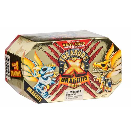 Treasure X Dragon Gold - Dragons