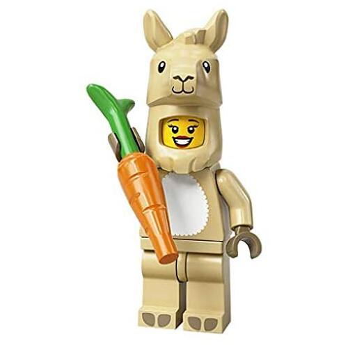 Lego 71024 Minifigure Series 20 Llama Costume Girl