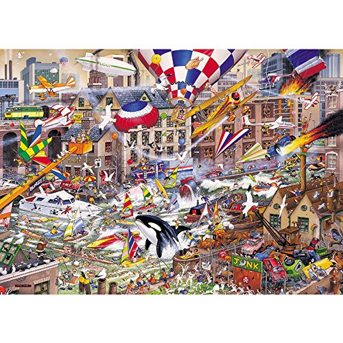 Gibsons I Love The Weekend 1000pc