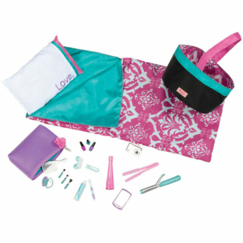 Our Generation Accessories Sleepover Party Set