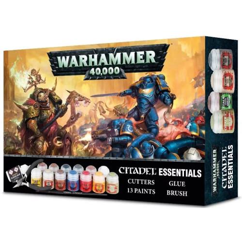Warhammer 40,000 - Citadel Essentials