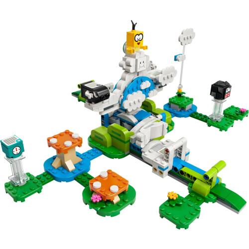 Lego 71389 Super Mario Lakitu Sky World Expansion Set