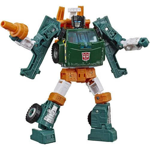 Transformers Earthrise War for Cybertron Trilogy - Hoist