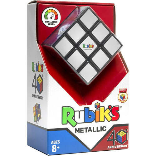 Rubik's Metallic 3x3