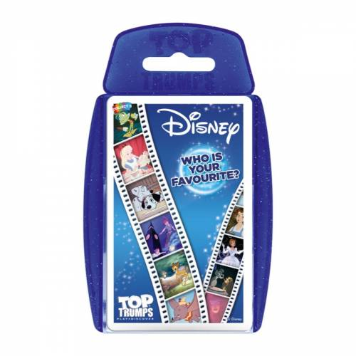 Top Trumps Disney