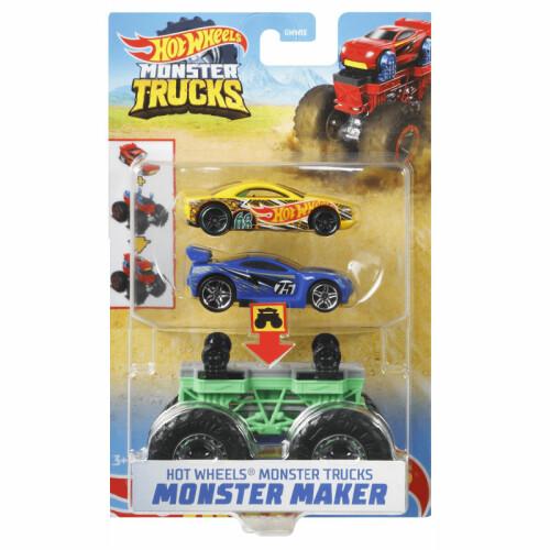 Hot Wheels Monster Trucks Monster Maker  (HGL91)