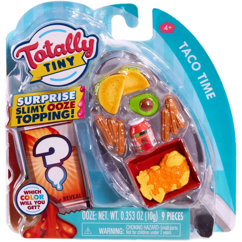 Totally Tiny Taco Time