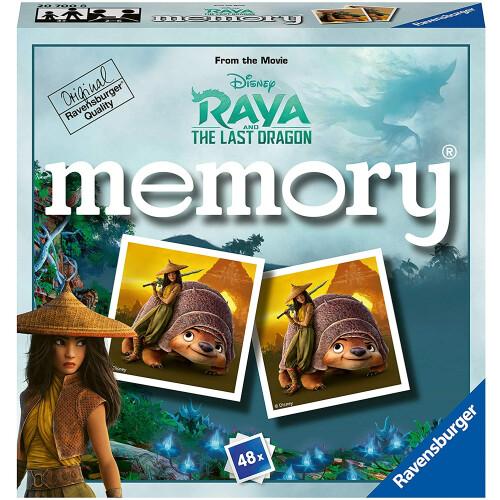 Ravensburger Mini Memory Game Raya and The Last Dragon