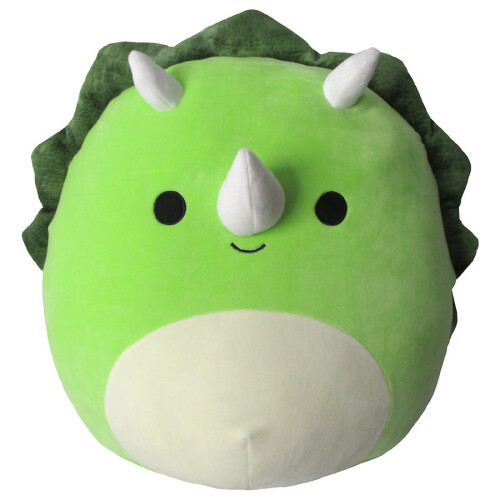 Squishmallows 7.5 Inch Plush - Tristan the Triceratops