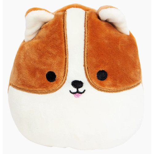 Squishmallows Flipamallows 5 Inch Plush - Corgi / Cat