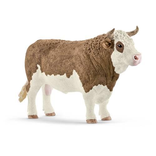 Schleich Farm Life 13800 Simmental Bull