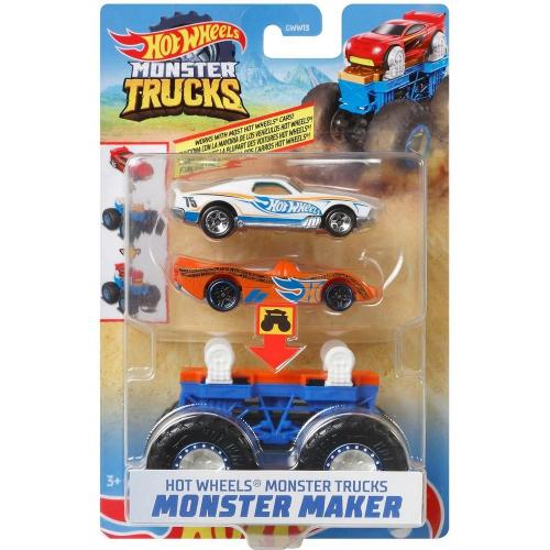 Hot Wheels Monster Trucks Monster Maker  (GWW20)
