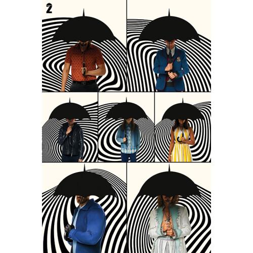 Maxi Posters - The Umbrella Academy (Family)