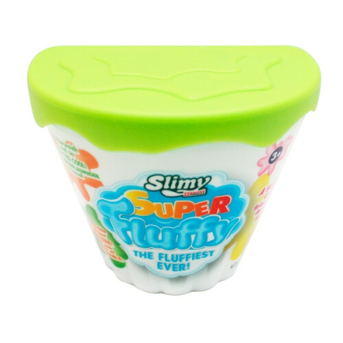 Slimy Super Fluffy - Yellow