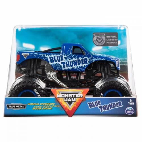 Monster Jam - 1:24 Scale - Blue Thunder