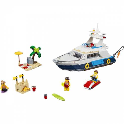 Lego 31083 Creator Cruising Adventures
