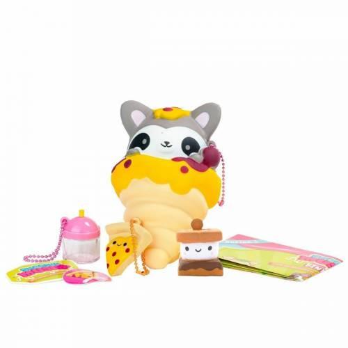 Smooshy Mushy Bentos - Gabby Gooey Raccoon