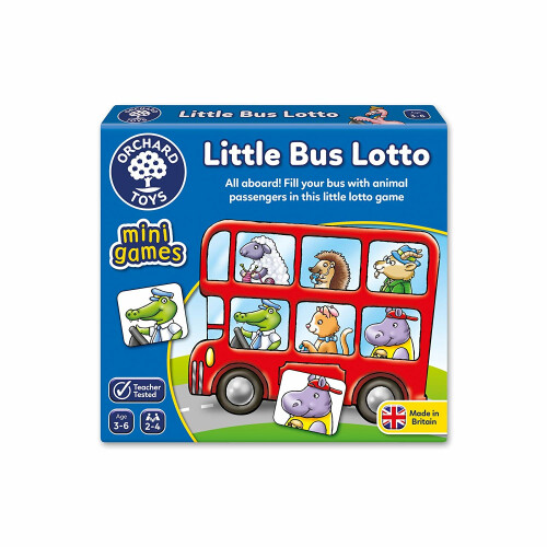 Orchard Mini Game Little Bus Lotto