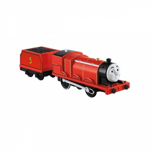 Thomas & Friends Trackmaster Train - James