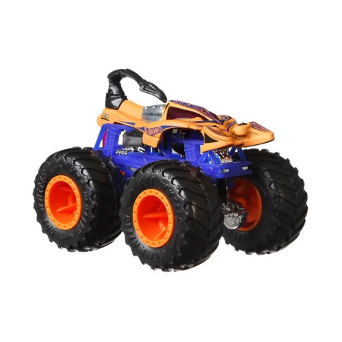 Hot Wheels Monster Trucks - Wild Ride - Scorpedo
