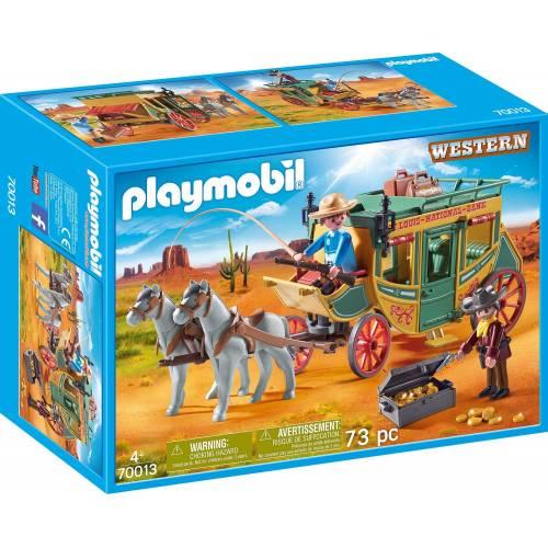 Playmobil Western 70013 Stagecoach