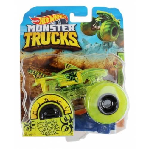 Hot Wheels Monster Trucks - Shark Wreak