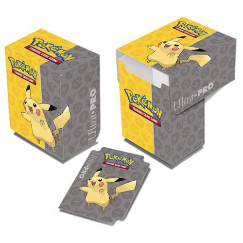 Pokemon Deck Box - Pikachu