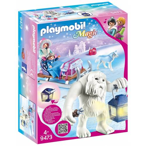 Playmobil 9473 Yeti with Sleigh