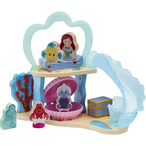 Disney Princess Wooden - Ariel's Wooden Undersea Grotto