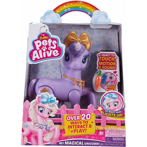 Pets Alive My Magical Unicorn - Purple