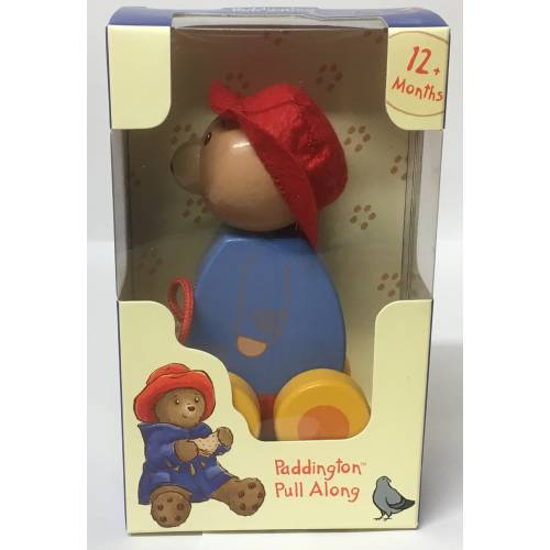 Paddington Bear Pull Along