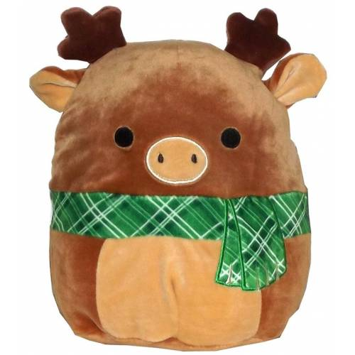 Squishmallows 7.5 Inch Christmas Plush - Ruby the Reindeer
