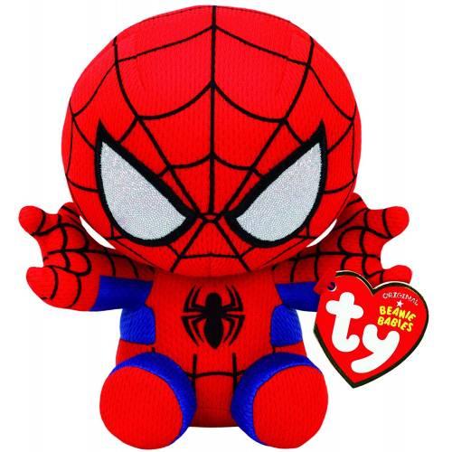 Ty Beanie Babies Spider-man