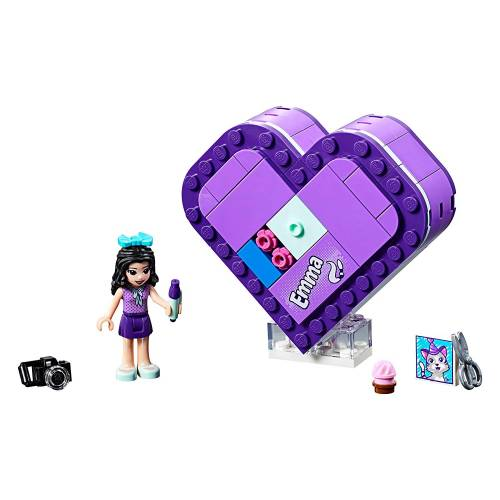 Lego 41355 Friends Emma's Heart Box Set