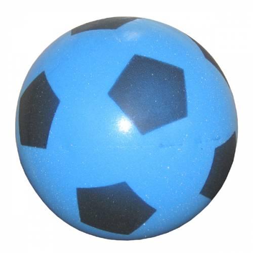 Sponge / Foam Football (12cm)  - Blue