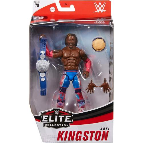 WWE Elite Collection - Series #78 - Kofi Kingston