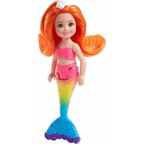 Barbie Dreamtopia Mermaid Doll with Orange Hair