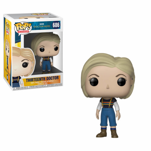 Funko Pop Vinyl Thirteenth Doctor 686