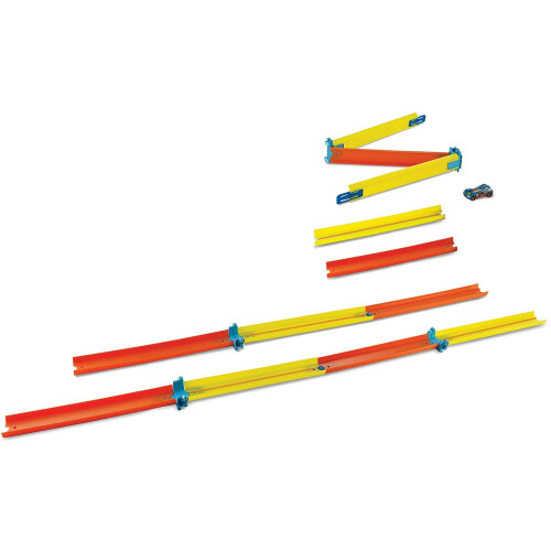 Hot Wheels Track Builder Fold Up Track Pack