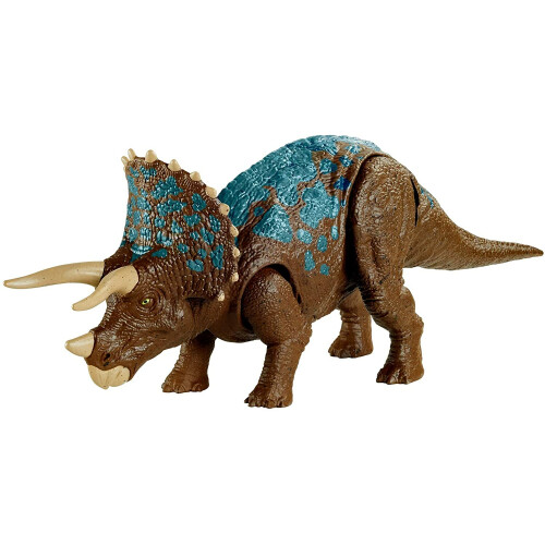 Jurassic World Camp Cretaceous Sound Strike Triceratops